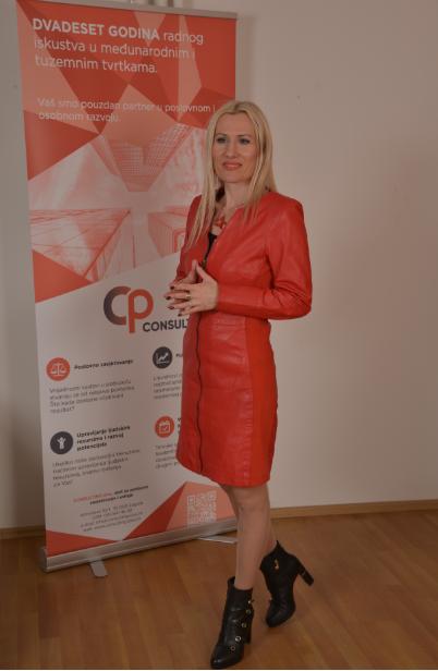 Anita Lukenda Mlinac - Razvoj ljudskih potencijala